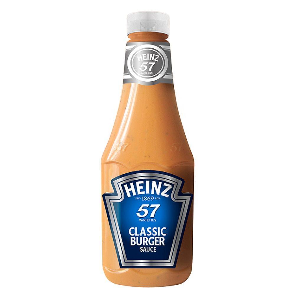 SALE  Heinz Classic Burger Sauce 875ml
