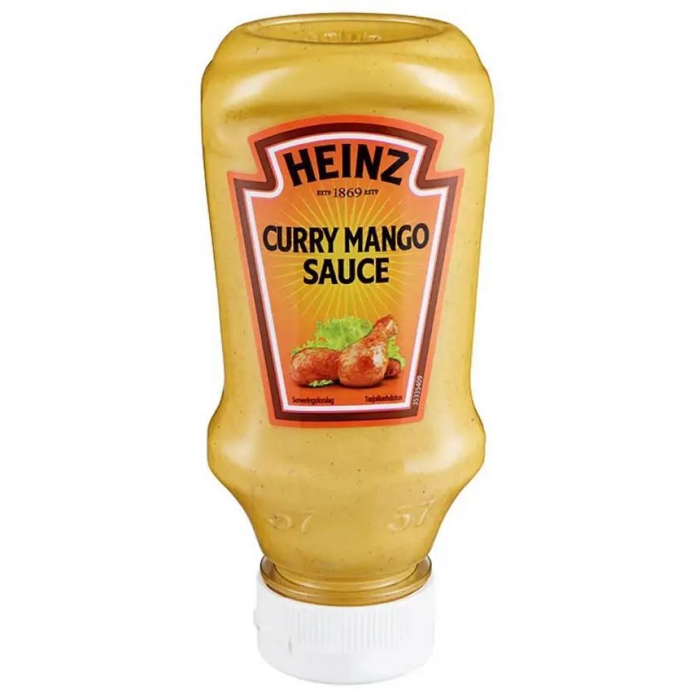 Heinz Curry Mango Sauce 220ml