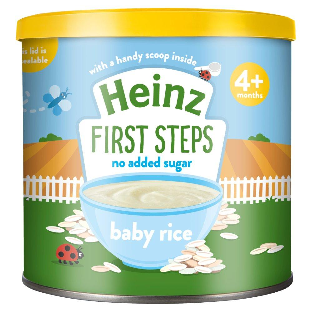 Heinz First Steps Baby Rice 140g