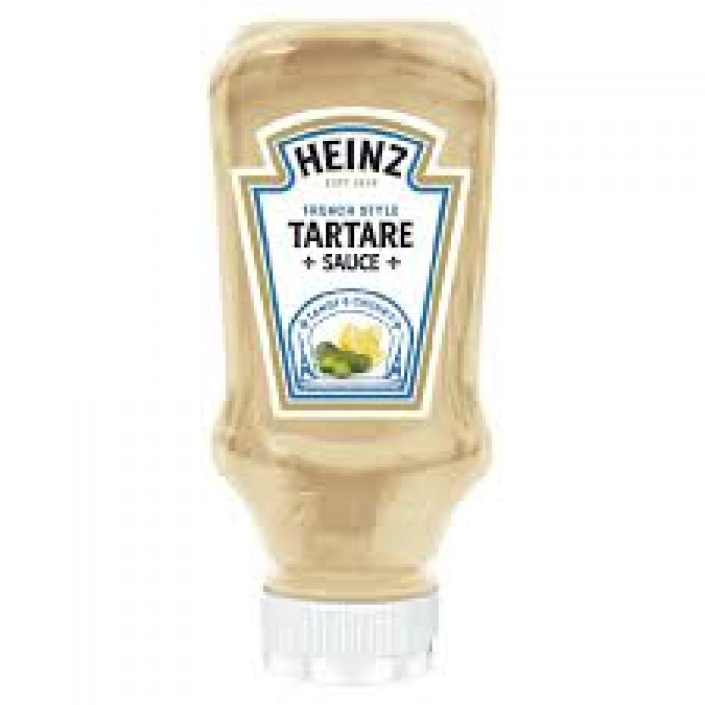 Heinz French Style Tartare Sauce 220ml