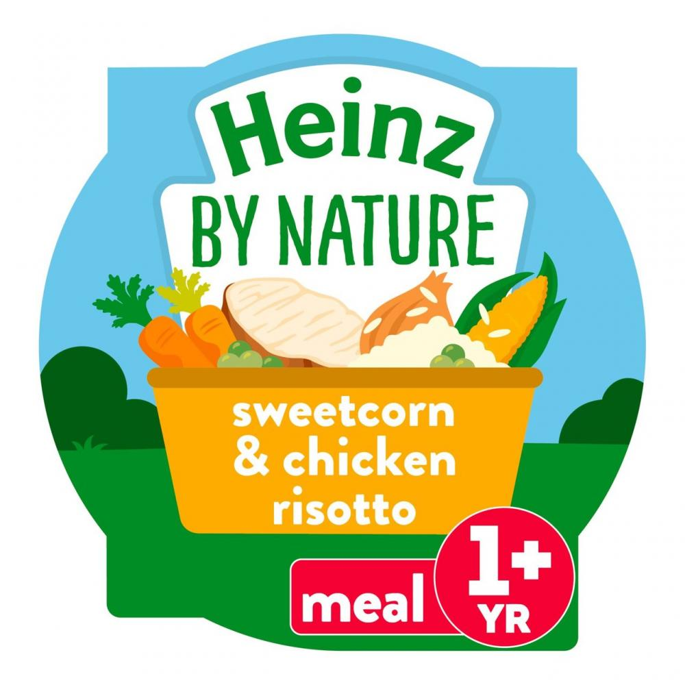 Heinz Infant Chicken and Sweetcorn Risotto 230g