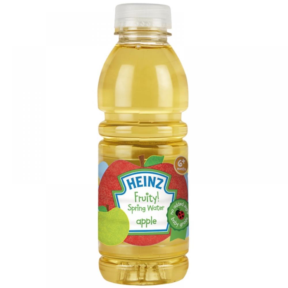 Heinz Infant Fruity Apple Spring Water 500ml