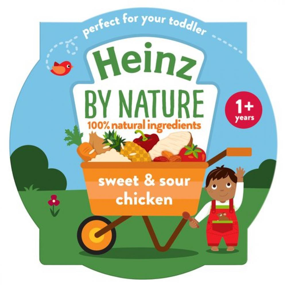 Heinz Infant Sweet and Sour Chicken 230g