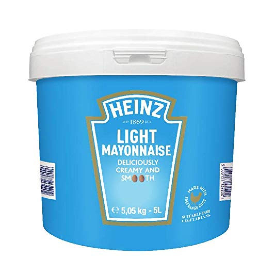 Heinz Light Mayonnaise 5L