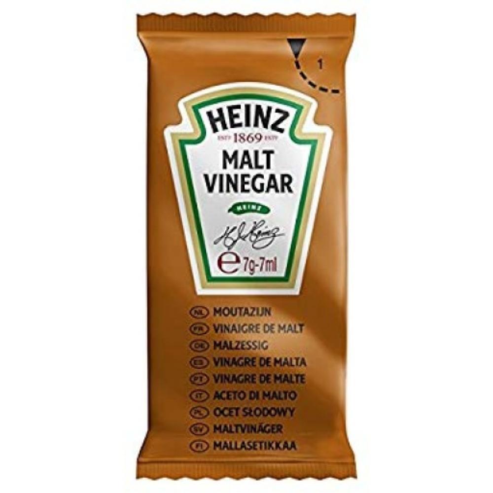 CASE PRICE  Heinz Malt Vinegar 200 x 7ml