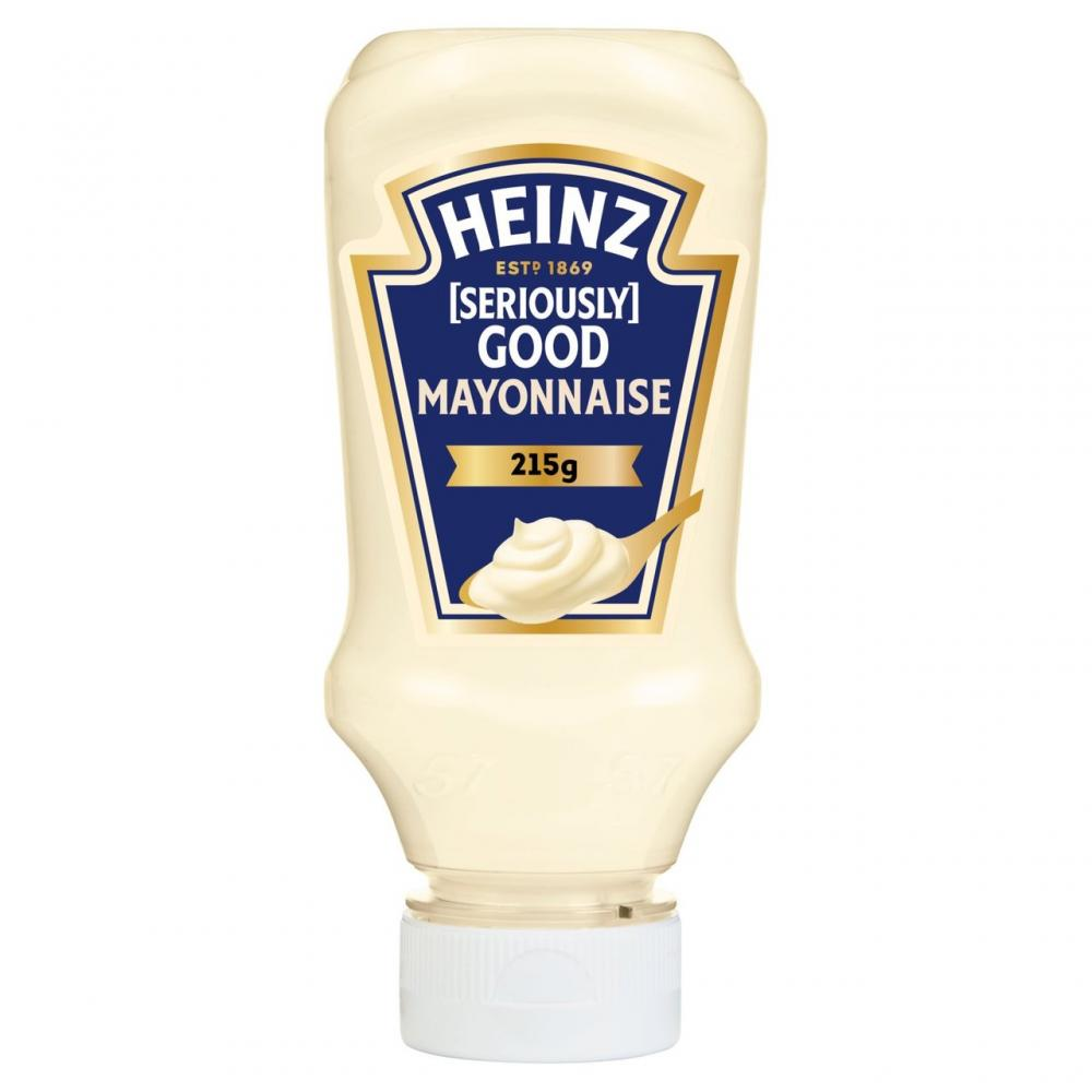 WEEKLY DEAL  Heinz Seriously Good Mayonnaise 220ml