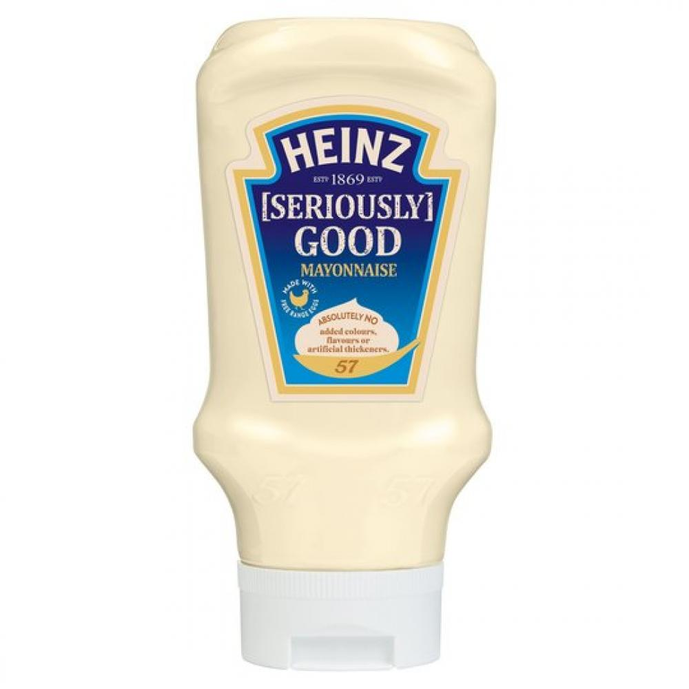 Heinz Seriously Good Mayonnaise 400ml
