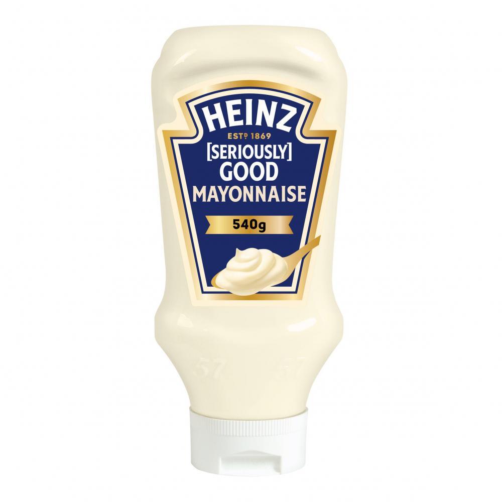 Heinz Seriously Good Mayonnaise 565ml