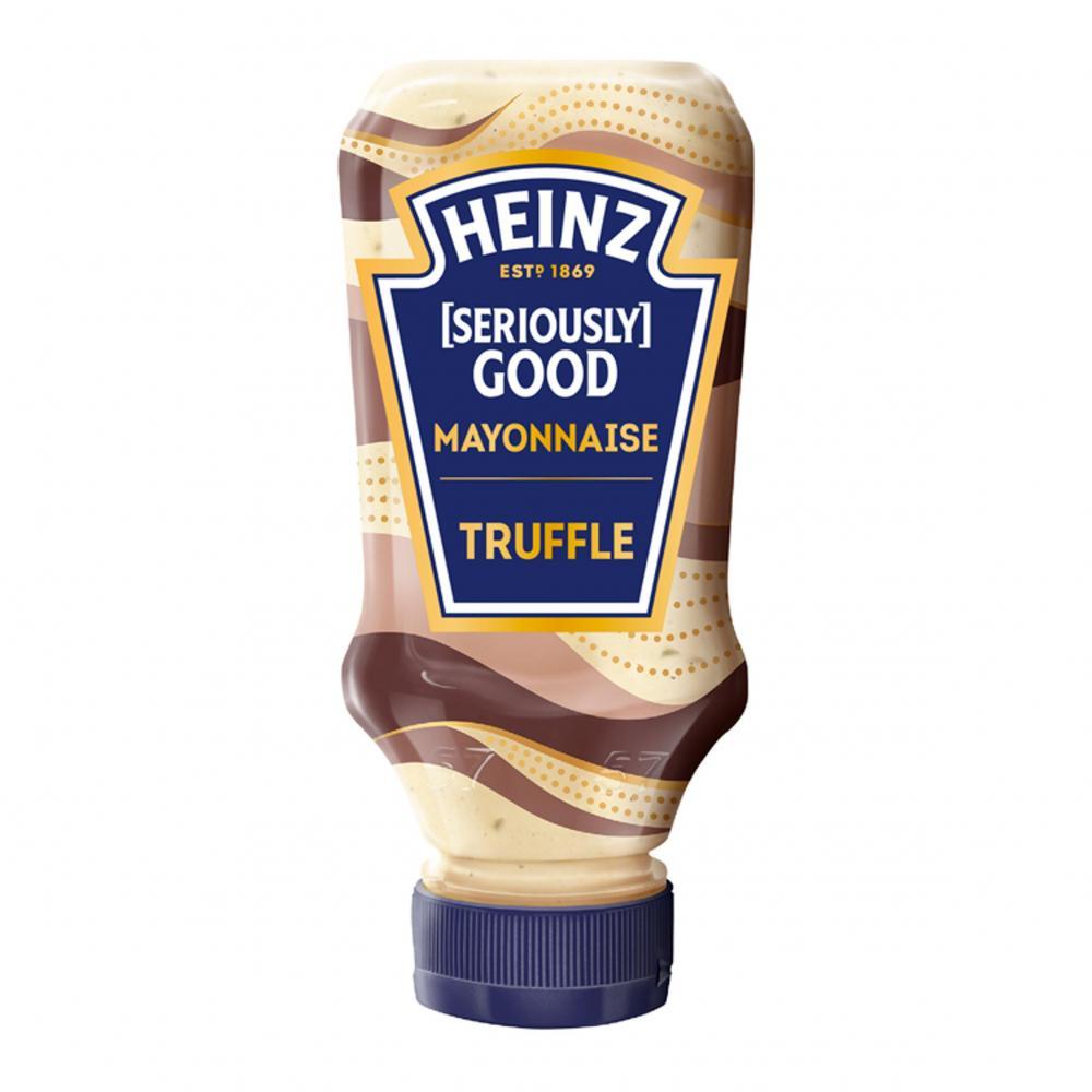 Heinz Seriously Good Truffle Mayonnaise 220ml