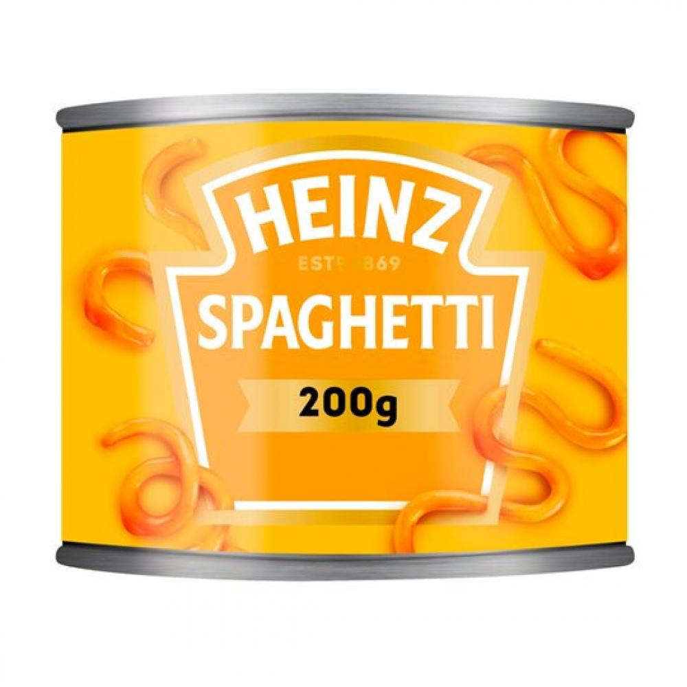 WEEKLY DEAL  Heinz Spaghetti In Tomato Sauce 200g