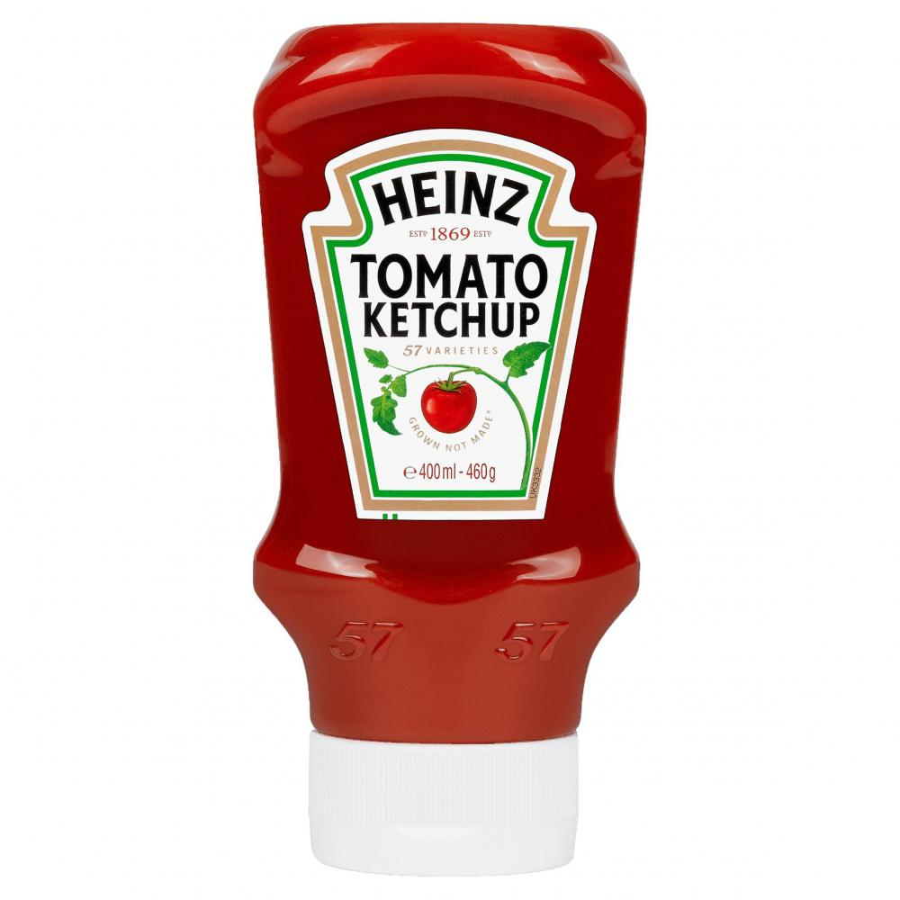 WEEKLY DEAL  Heinz Tomato Ketchup 460g