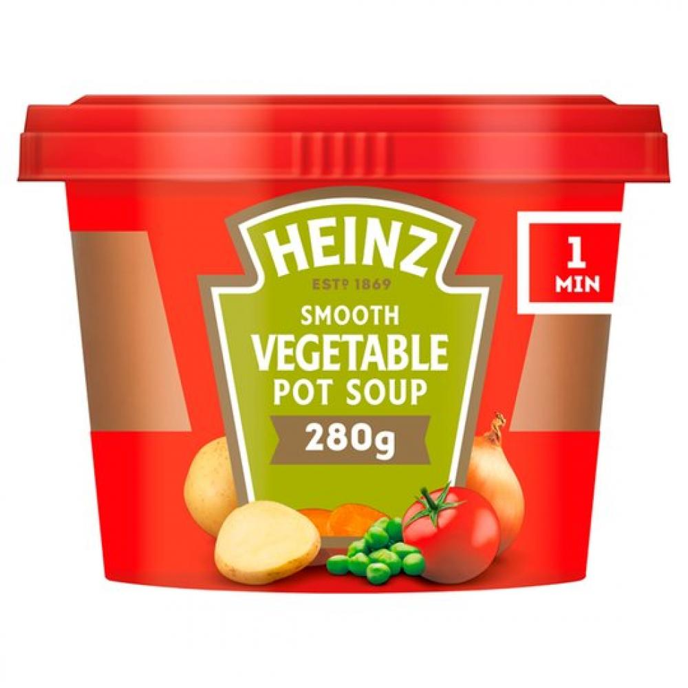 Heinz Vegetable Pot Soup 280g