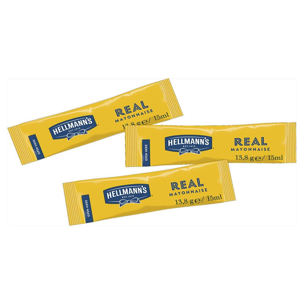 Hellmanns Real Mayonnaise 15ml