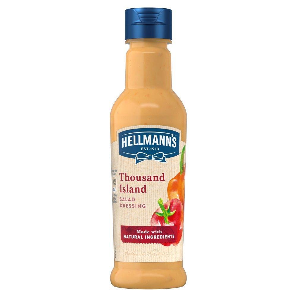 Hellmanns Thousand Island Dressing 210ml