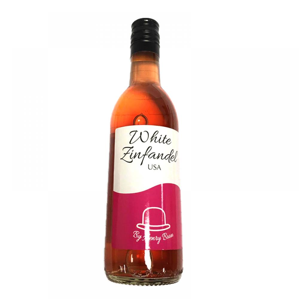 Henry Boon White Zinfandel 187ml