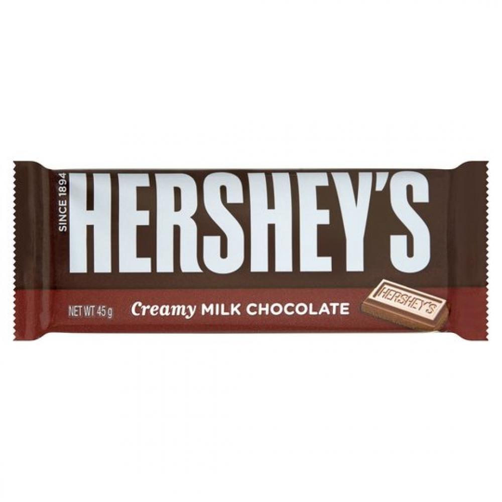 Hersheys Milk Chocolate Flavour 45g