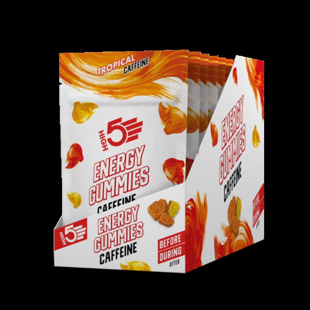 High5 Energy Gummies With Caffeine 26g