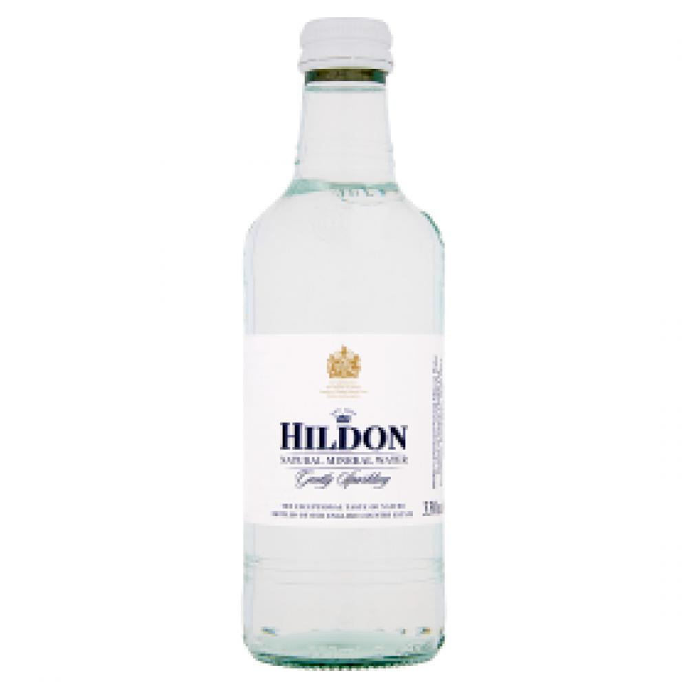 Hildon Sparkling Mineral Water 330ml