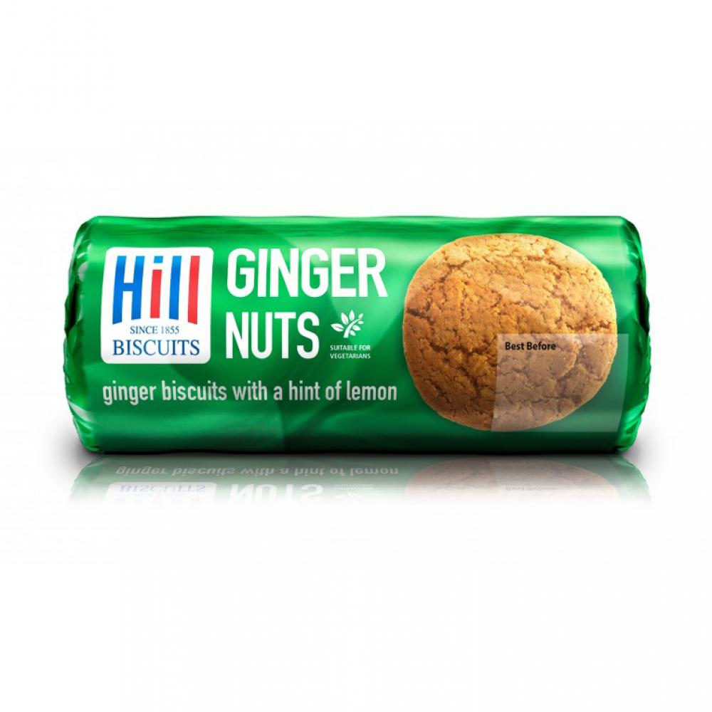 SALE  Hill Biscuits Ginger Nuts 150g