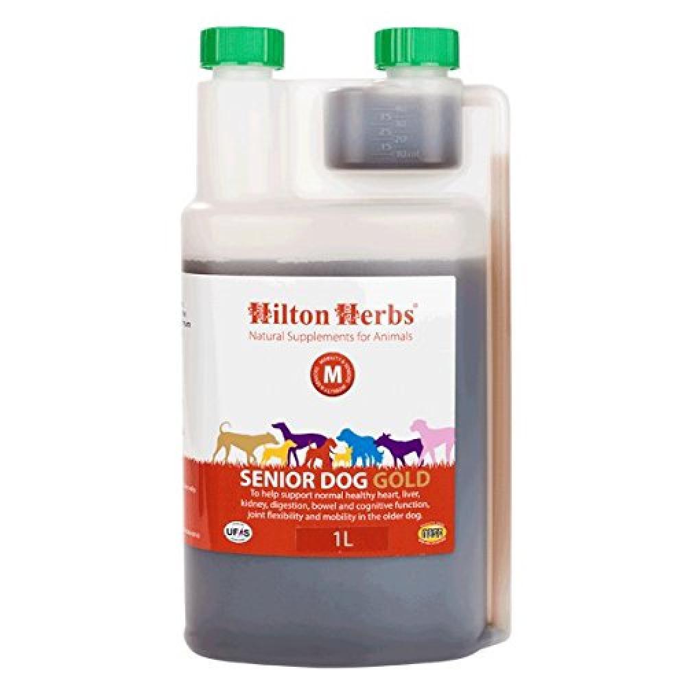Hilton Herbs Senior Gold Herbal Solution 1L