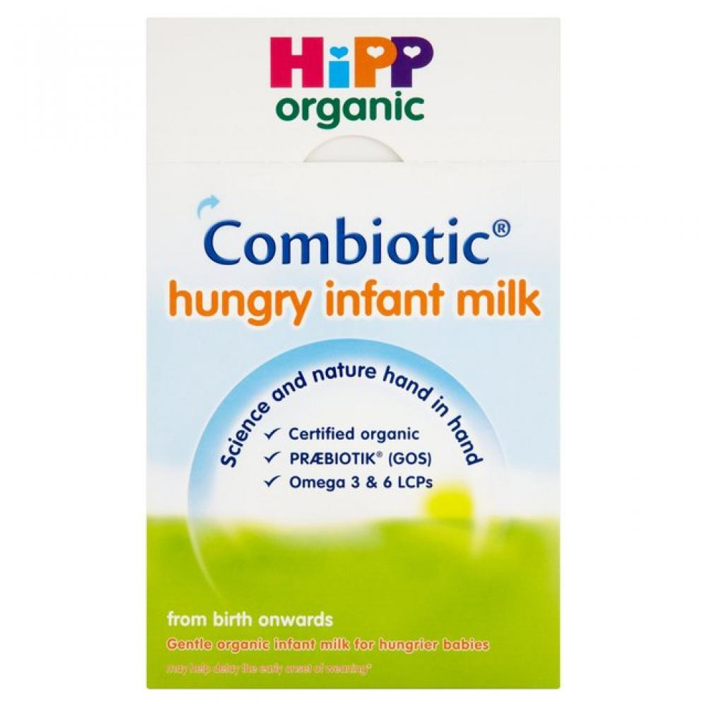 Hipp Hipp Organic Combiotic Follow on Milk From 2-6 Months 800g