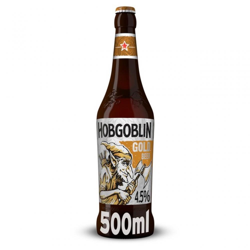 Hobgoblin Gold Beer 500ml
