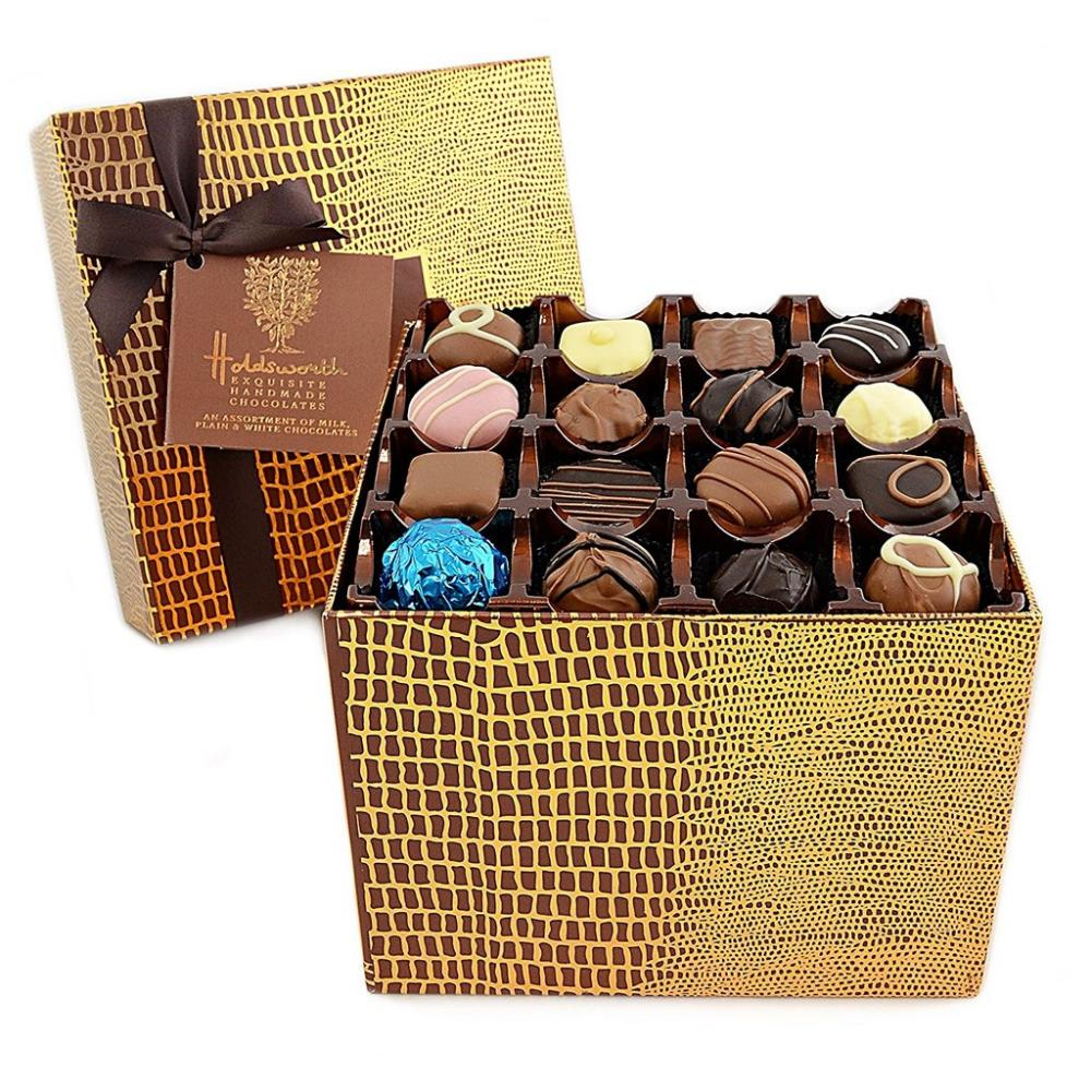Holdsworth Chocolates Exquisite Handmade Chocolates 600g