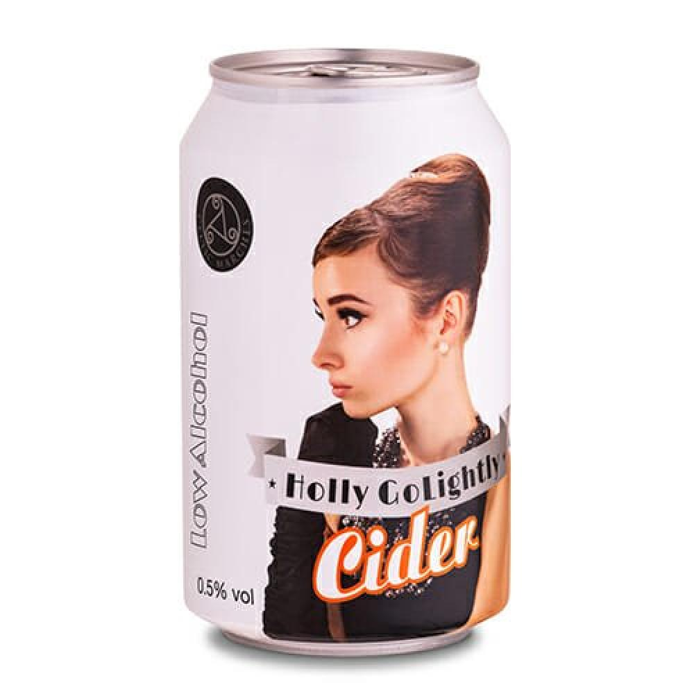 Holly Golightly Cider Low Alcohol 330ml