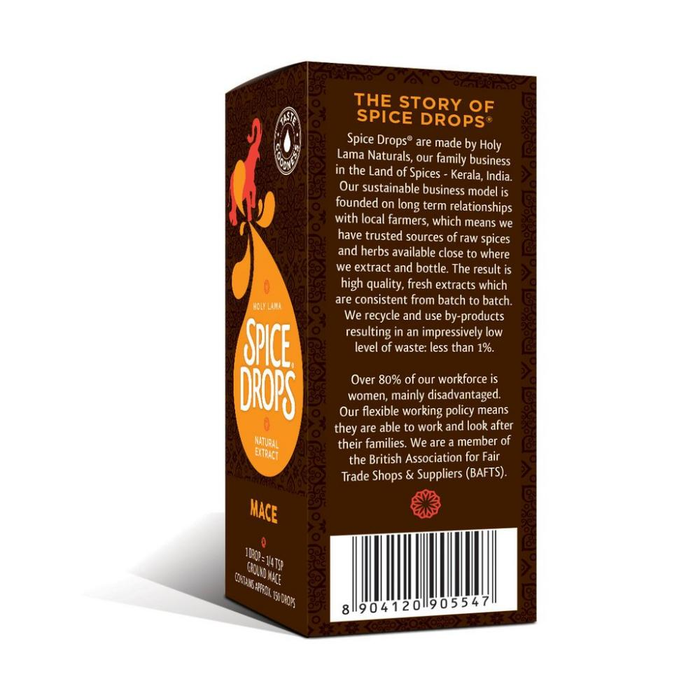 Holy Lama Mace Spice Drops Natural Extract 5ml