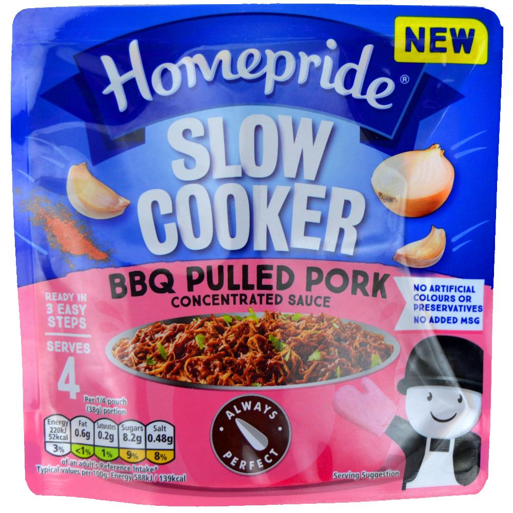 Homepride BBQ Pulled Pork Concentrated Sauce 150g