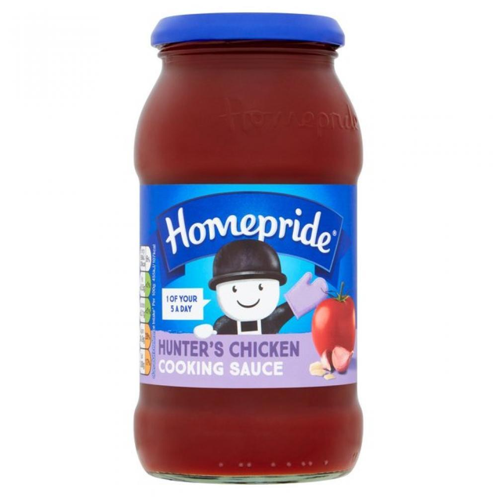 Homepride Hunters Chicken Sauce 485g