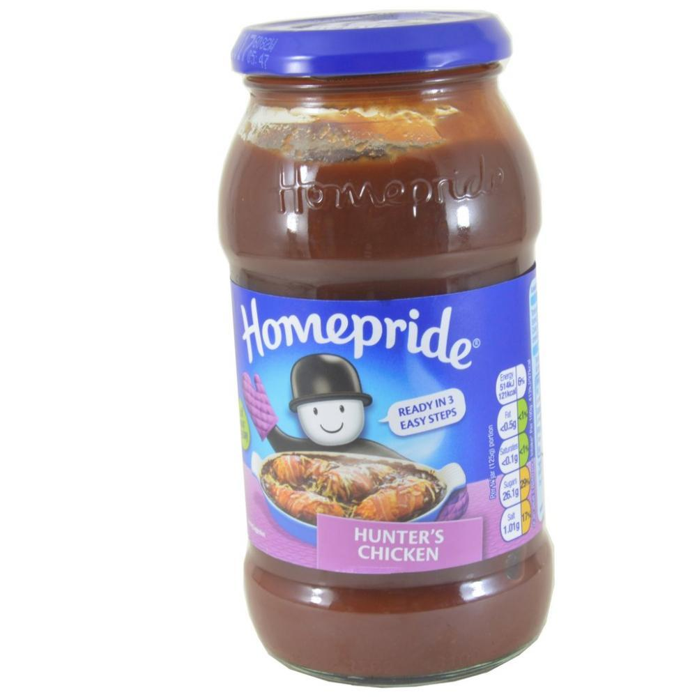 Homepride Hunters Chicken Sauce 500g