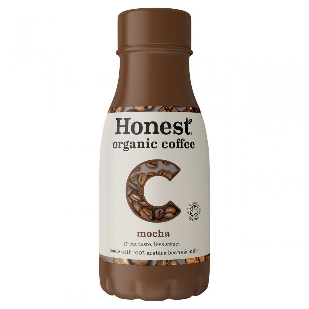 SUMMER SALE  Honest Organic Coffee Mocha 240ml
