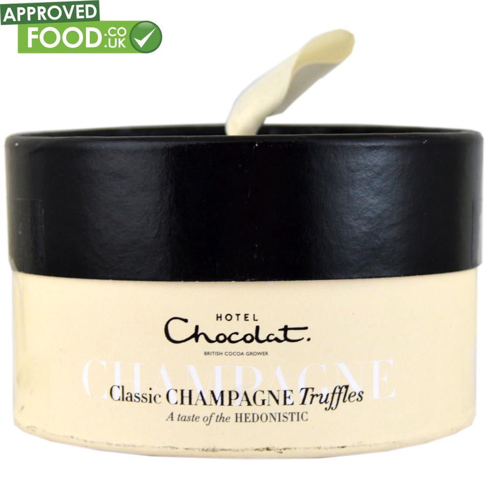 Hotel Chocolat Classic Champagne Truffles Grand 200 g