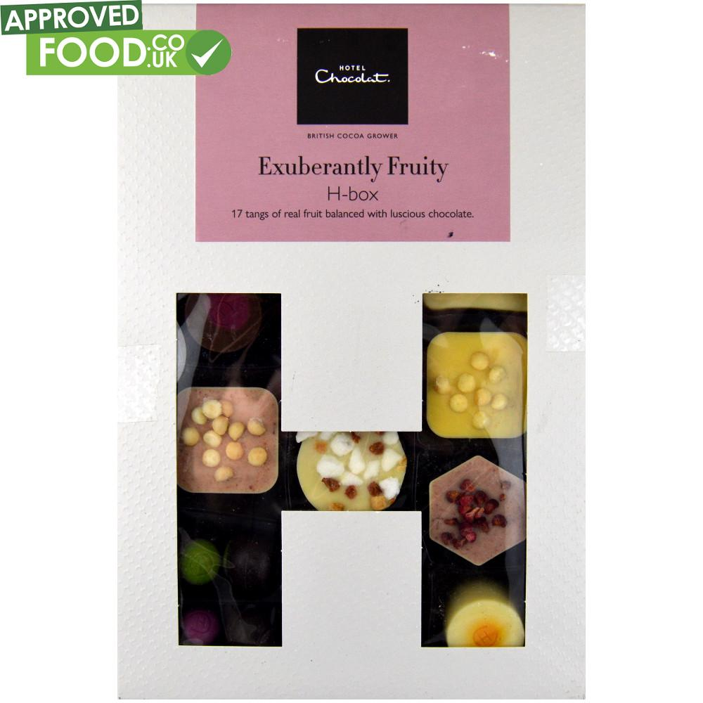 Hotel Chocolat Exuberantly Fruity 165 g