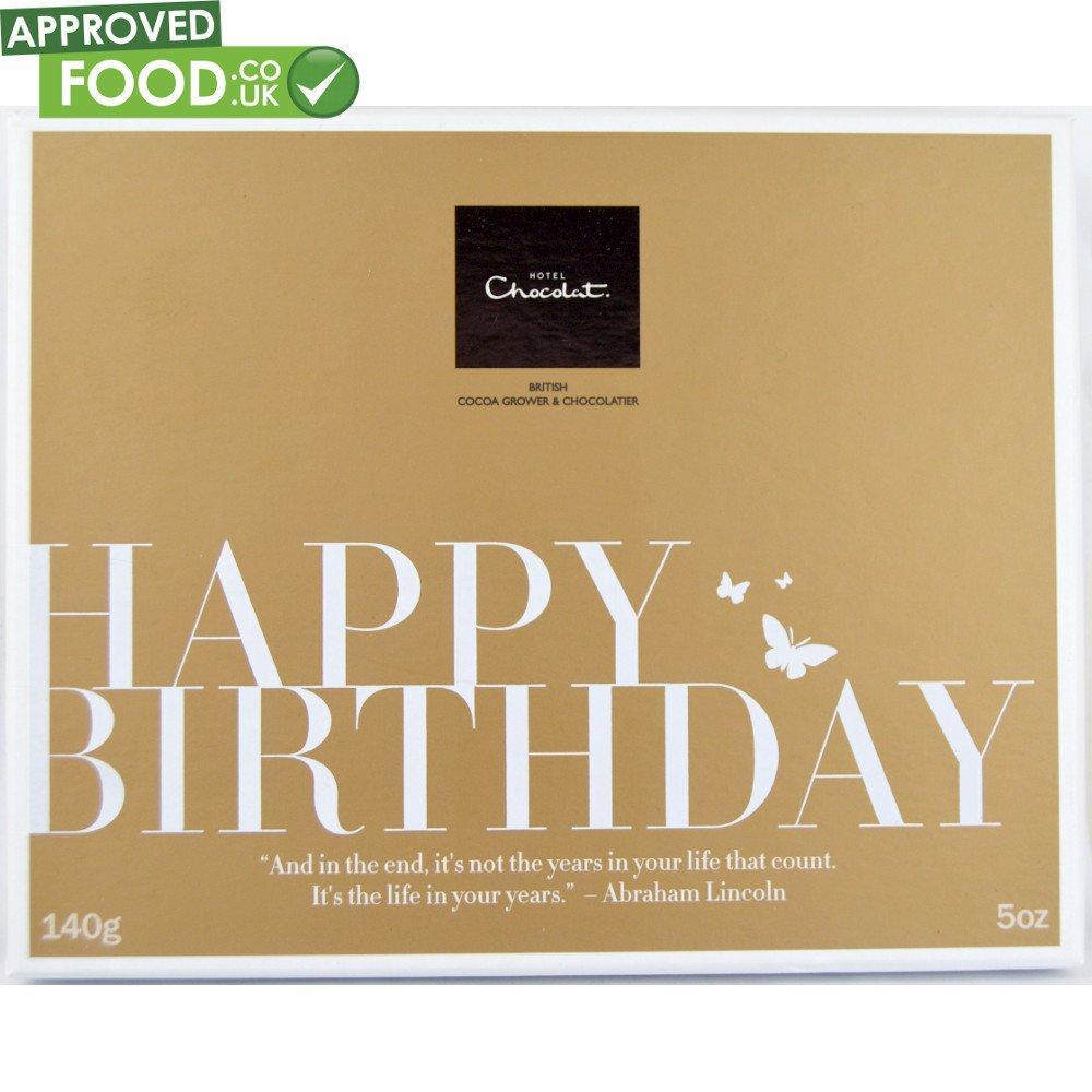 Hotel Chocolat Gift Box 140g