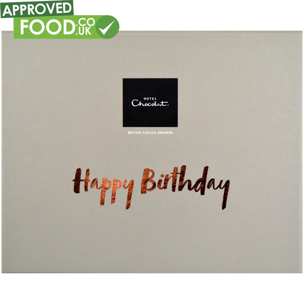 Hotel Chocolat Happy Birthday Gift Box 145g