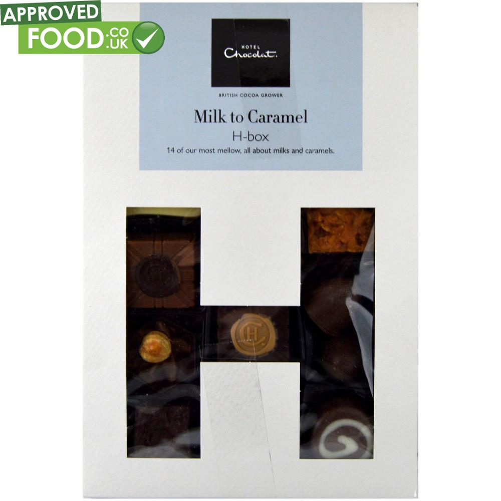Hotel Chocolat Milky Road To Caramel H-Box 160g