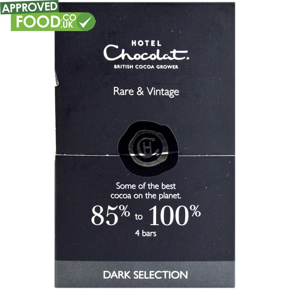 Hotel Chocolat Rare and Vintage - Dark Selection 200g