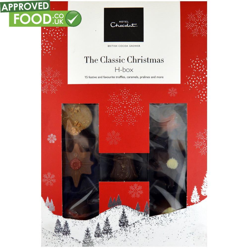 Hotel Chocolat The Classic Christmas H-Box 160 g
