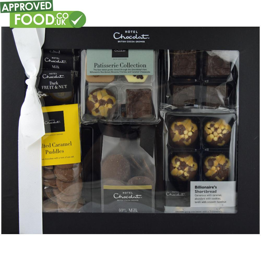 Hotel Chocolat The Everything Chocolate Gift Hamper Collection 415g