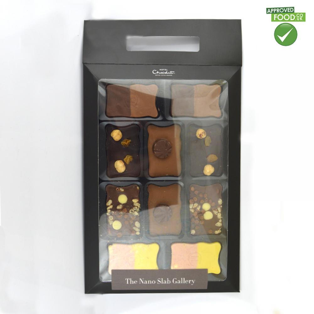 Hotel Chocolat The Nano Slab Gallery 170 g
