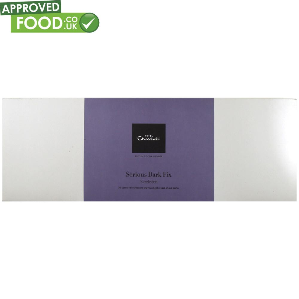 Hotel Chocolat The Serious Dark Fix Sleekster 345g