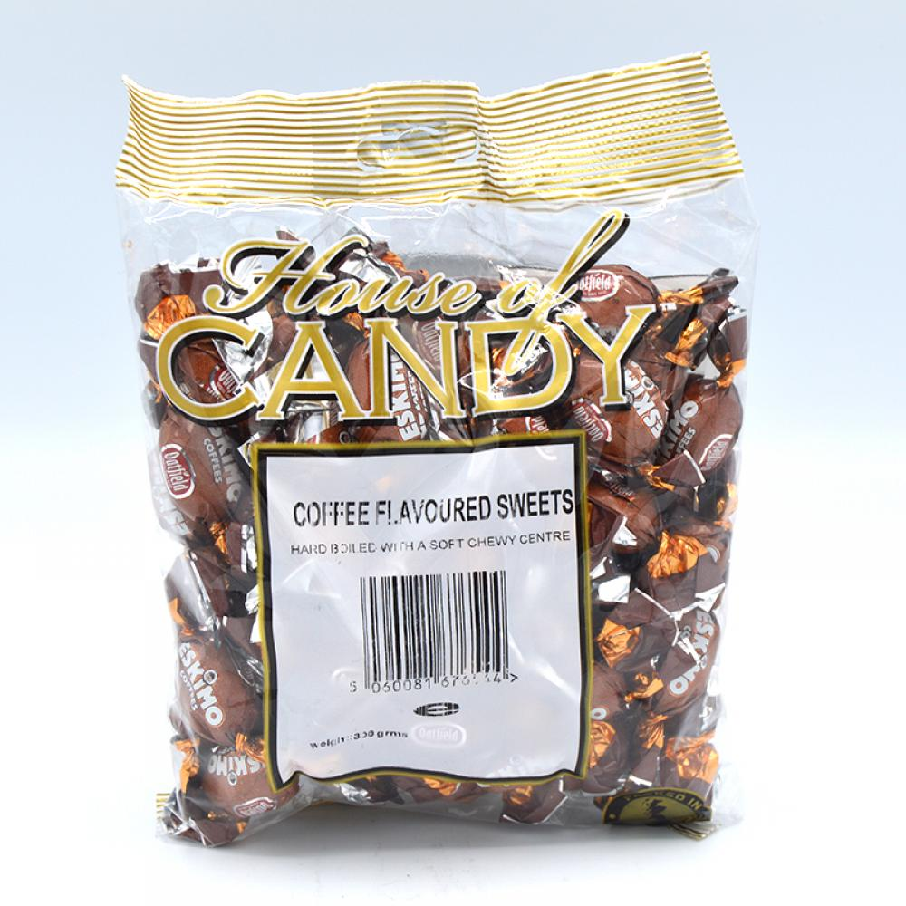 House Of Candy Coffee Flavoured Sweets 300g