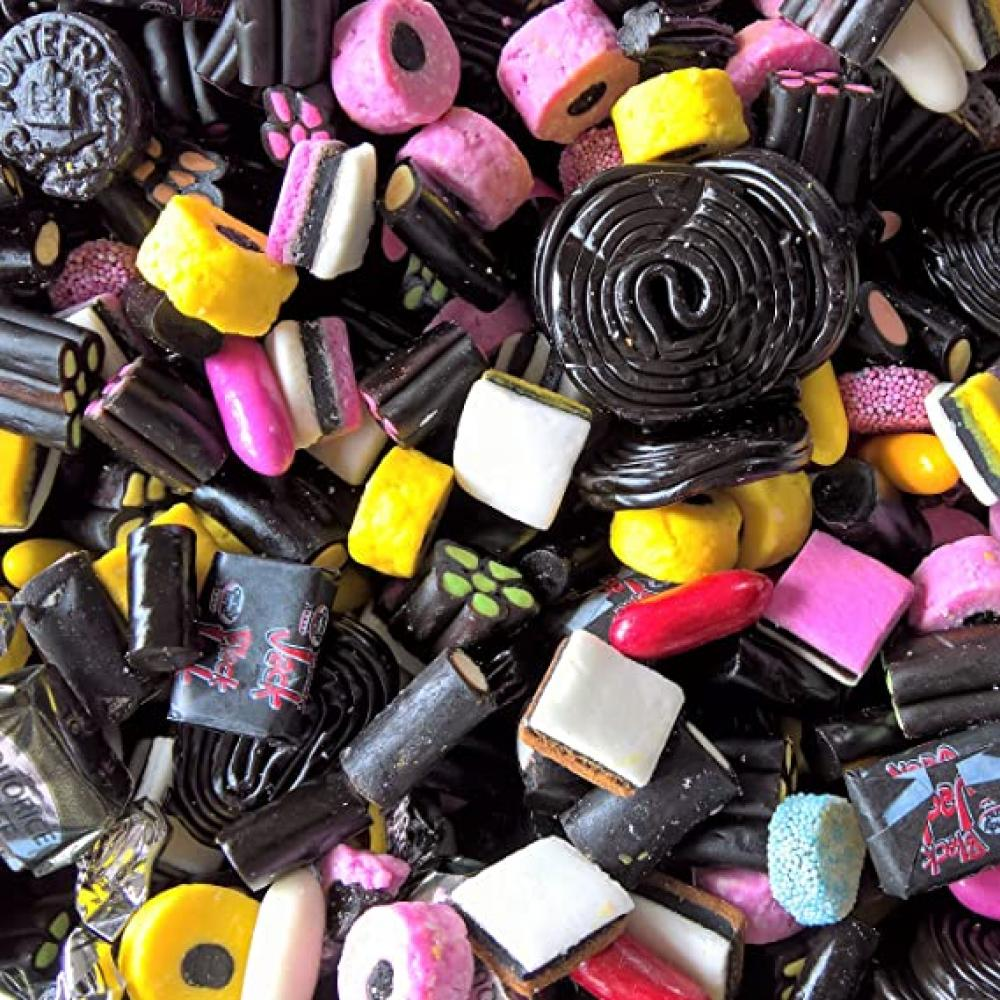 House Of Candy Liquorice Mix 400g