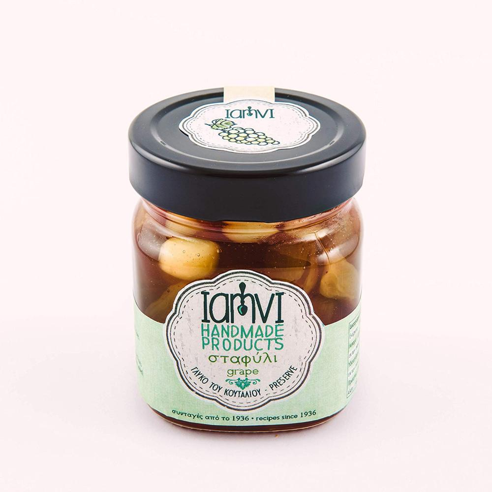 Iamvi Handmade Products Spoon Sweet Grape 460g