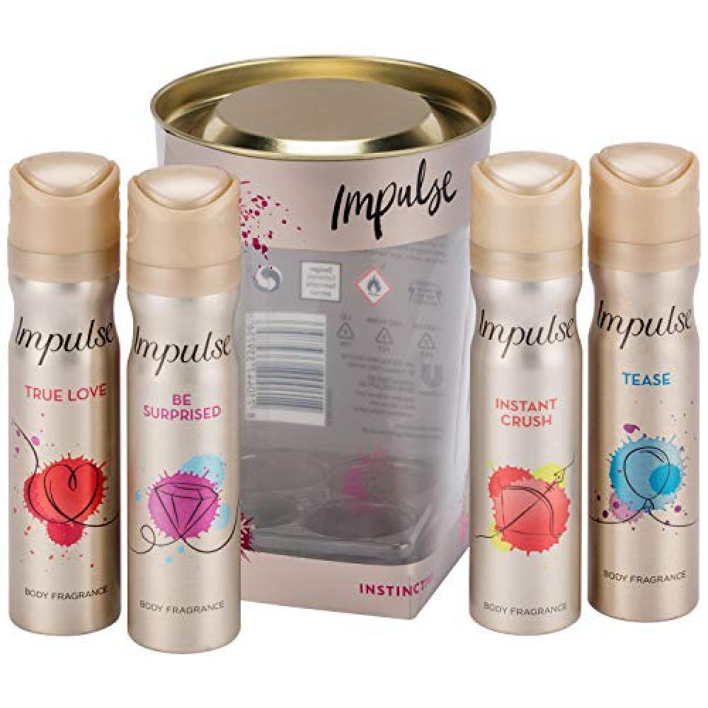 Impulse Body Spray Lucky Dip 75 ml