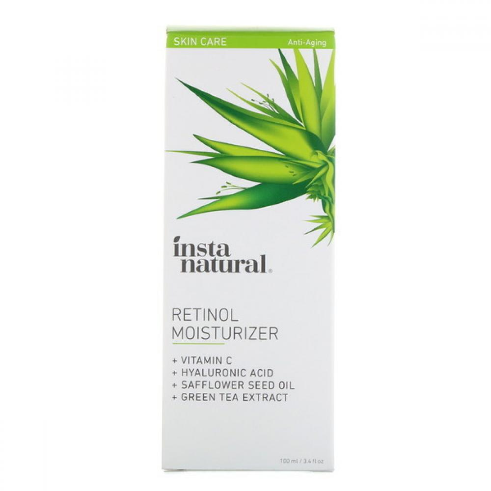 InstaNatural Advanced Action Retinol Moisturizer 100ml