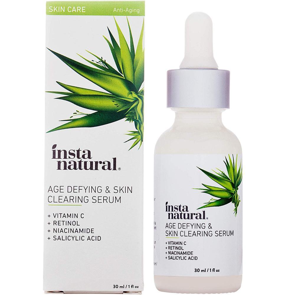 InstaNatural Vitamin C Skin Clearing Serum 30ml