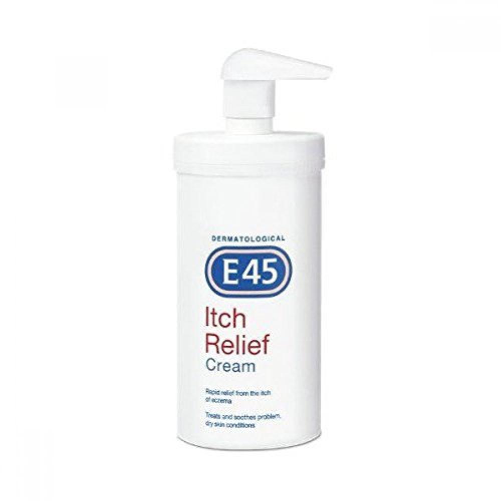 E45 Itch Relief Cream 500G